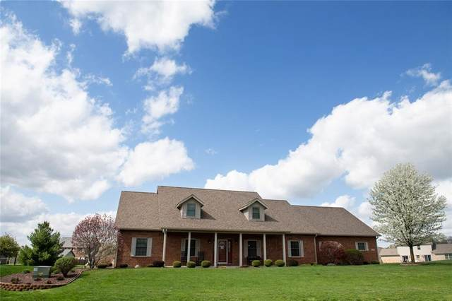 6379 Pheasant Court, Pendleton, IN 46064 (MLS #21776939) :: RE/MAX Legacy