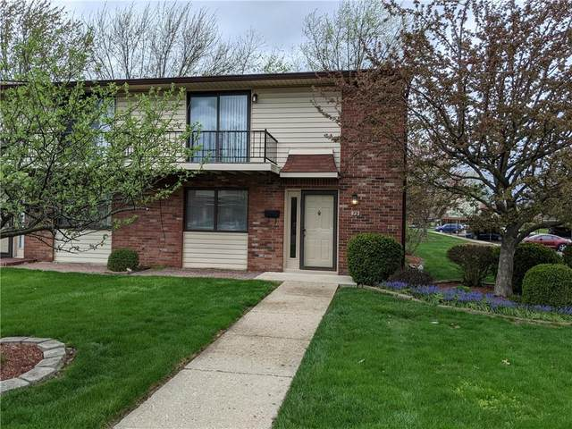 79 Trails End Street, Greenwood, IN 46142 (MLS #21776944) :: The Evelo Team