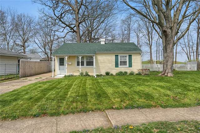 8320 E Lee Court, Indianapolis, IN 46226 (MLS #21776945) :: Ferris Property Group