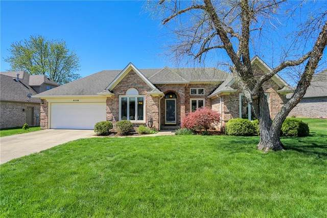 5118 Stirling Point Drive, Indianapolis, IN 46241 (MLS #21776946) :: Mike Price Realty Team - RE/MAX Centerstone