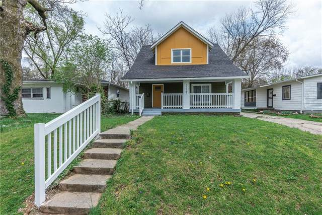 3225 N Arsenal Avenue, Indianapolis, IN 46218 (MLS #21776956) :: RE/MAX Legacy