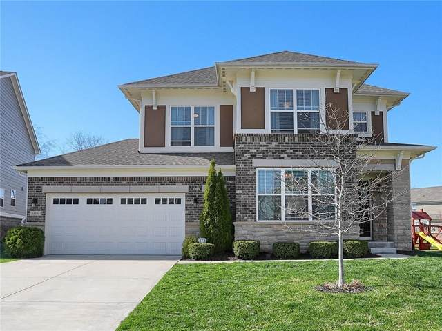 14936 W Black Wolf Run Drive, Carmel, IN 46033 (MLS #21776963) :: The Indy Property Source