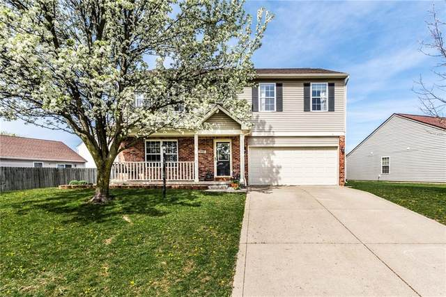 2440 Wigeon Court, Indianapolis, IN 46234 (MLS #21776973) :: Heard Real Estate Team | eXp Realty, LLC