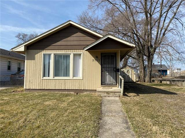 3752 Kinnear Avenue, Indianapolis, IN 46218 (MLS #21776980) :: RE/MAX Legacy