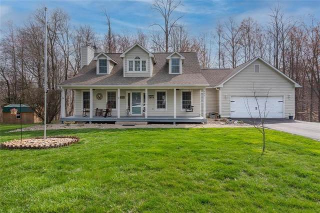 1605 N Christopher Lane, Martinsville, IN 46151 (MLS #21776986) :: Mike Price Realty Team - RE/MAX Centerstone