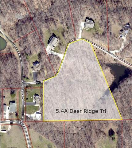 5.4A Deer Ridge Trail, Martinsville, IN 46151 (MLS #21776993) :: Mike Price Realty Team - RE/MAX Centerstone