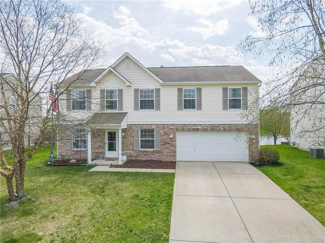 6767 W Moeller Circle, New Palestine, IN 46163 (MLS #21777002) :: Mike Price Realty Team - RE/MAX Centerstone