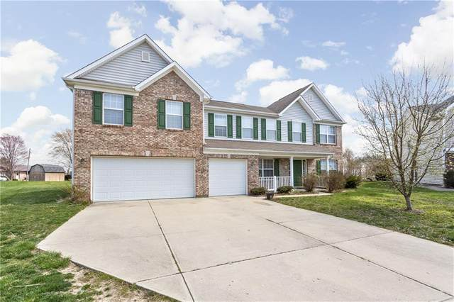 5076 Gunston Lane, Plainfield, IN 46168 (MLS #21777006) :: Heard Real Estate Team | eXp Realty, LLC