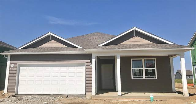 814 Sonoma Lane, Greenfield, IN 46140 (MLS #21777016) :: RE/MAX Legacy