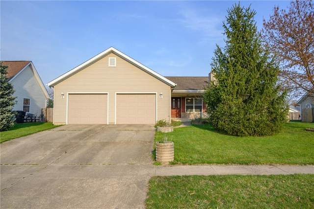 4561 Juniper Court, Columbus, IN 47201 (MLS #21777019) :: Mike Price Realty Team - RE/MAX Centerstone