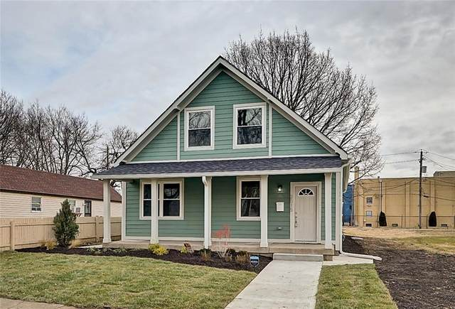 2015 Columbia Avenue, Indianapolis, IN 46202 (MLS #21777033) :: Ferris Property Group