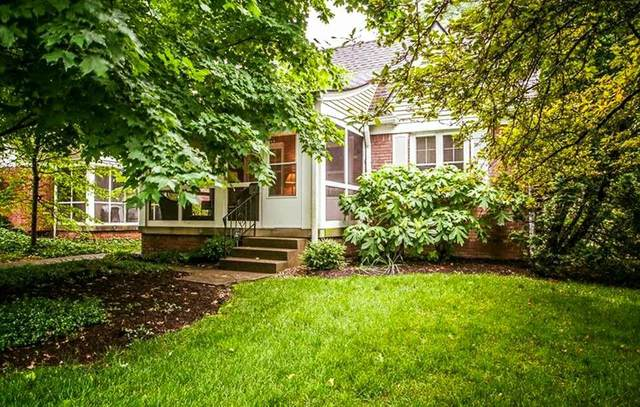 6480 Broadway Street, Indianapolis, IN 46220 (MLS #21777040) :: The ORR Home Selling Team