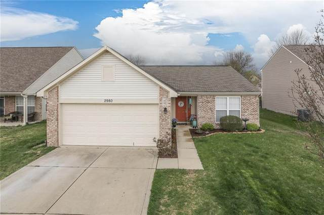 2980 Limber Pine Drive, Whiteland, IN 46184 (MLS #21777041) :: Mike Price Realty Team - RE/MAX Centerstone