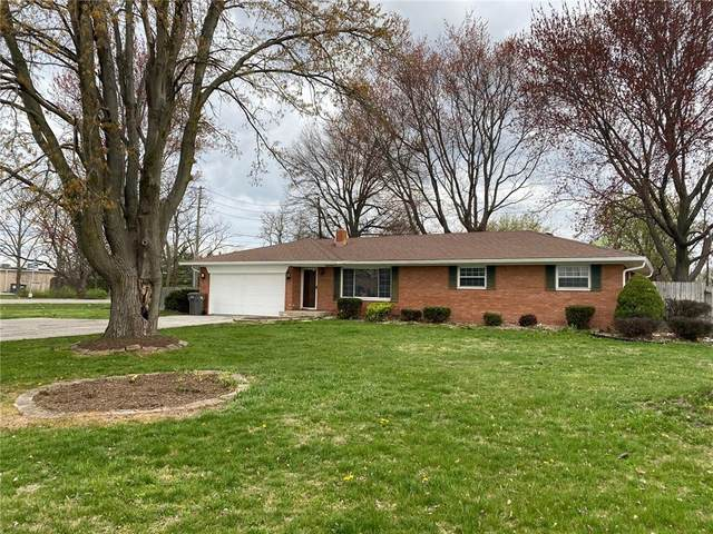 1110 E Stop 10 Road, Indianapolis, IN 46227 (MLS #21777042) :: Heard Real Estate Team | eXp Realty, LLC