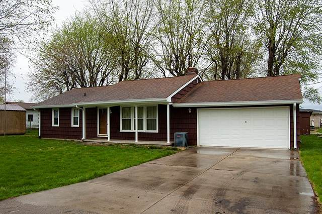 3442 N Clifty Street, Columbus, IN 47203 (MLS #21777054) :: Mike Price Realty Team - RE/MAX Centerstone