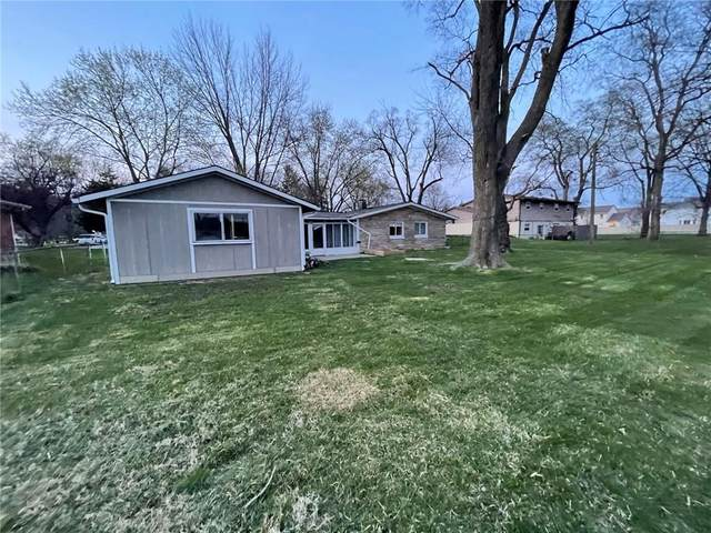 3815 W 80TH Street, Indianapolis, IN 46268 (MLS #21777059) :: Mike Price Realty Team - RE/MAX Centerstone