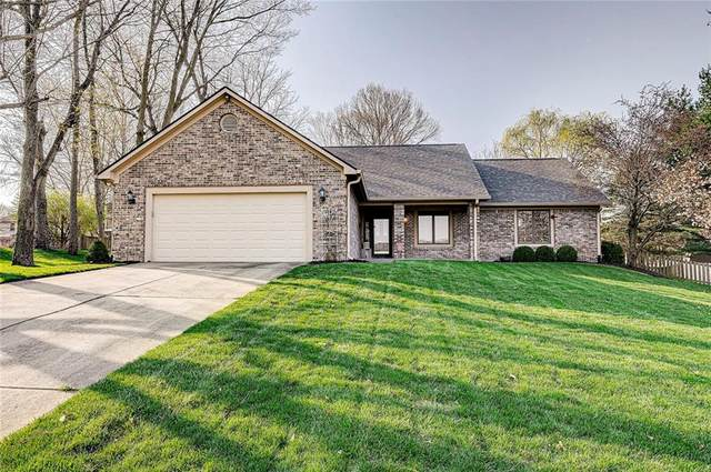 255 Erin Court, Greenwood, IN 46142 (MLS #21777071) :: Mike Price Realty Team - RE/MAX Centerstone