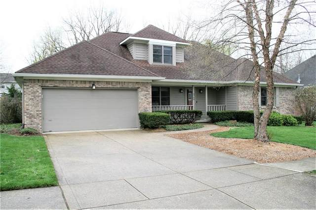 6749 Romeo Drive, Avon, IN 46123 (MLS #21777080) :: The Indy Property Source