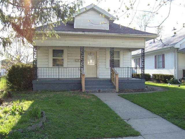 110 S Denny Street #0, Indianapolis, IN 46201 (MLS #21777081) :: Mike Price Realty Team - RE/MAX Centerstone