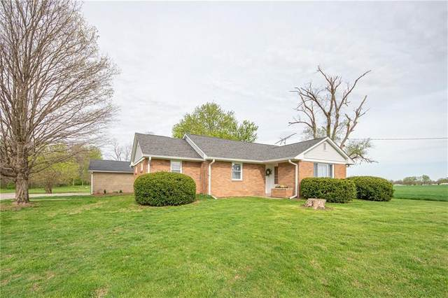 2210 S 250 E, Columbus, IN 47203 (MLS #21777082) :: Mike Price Realty Team - RE/MAX Centerstone