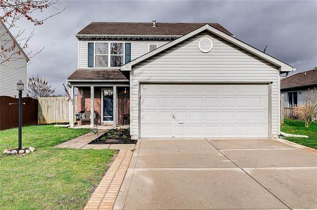 262 Bent Stream Lane, Brownsburg, IN 46112 (MLS #21777104) :: The ORR Home Selling Team