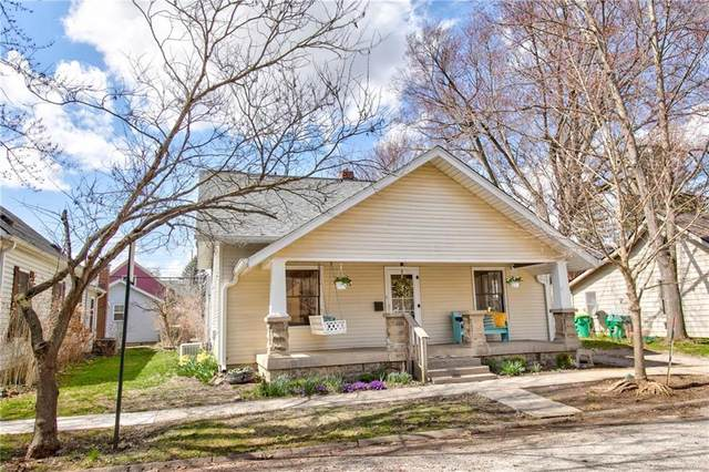 170 N Maple Street, Zionsville, IN 46077 (MLS #21777113) :: Mike Price Realty Team - RE/MAX Centerstone