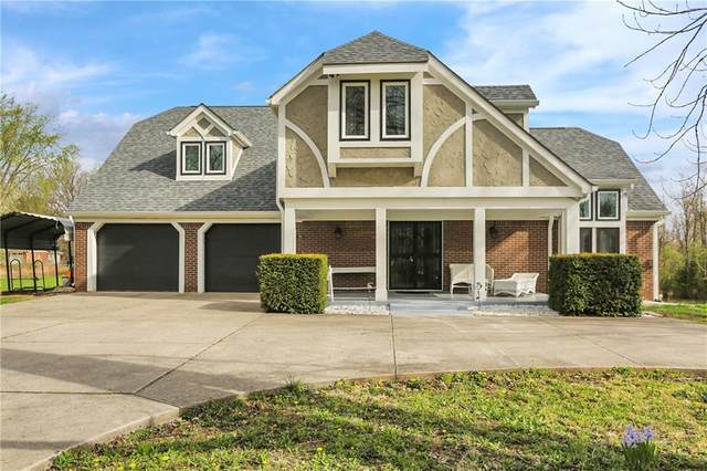 8536 Bradford Road, Avon, IN 46123 (MLS #21777121) :: The Indy Property Source