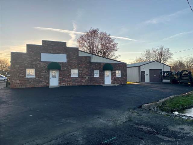 1311 N Gardner Street, Scottsburg, IN 47170 (MLS #21777123) :: Heard Real Estate Team | eXp Realty, LLC