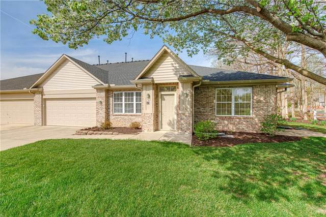 6970 Park Square Drive D, Avon, IN 46123 (MLS #21777130) :: The Evelo Team