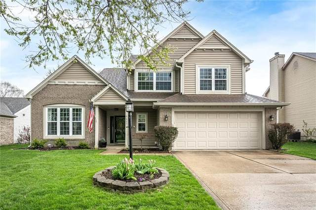 6627 Hollywood Trail, Indianapolis, IN 46214 (MLS #21777132) :: The Indy Property Source