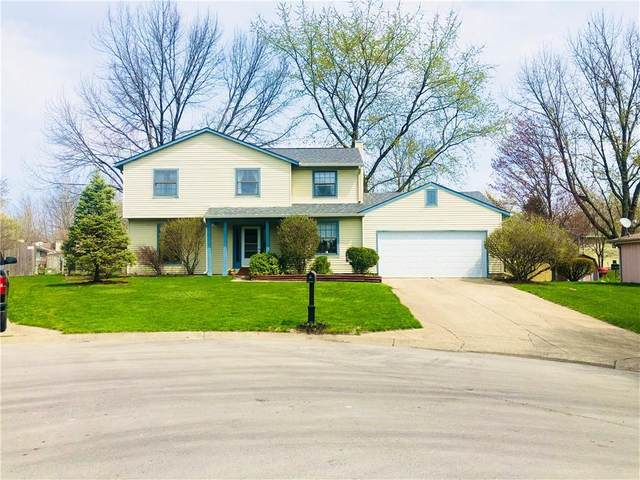 5690 Federalist Court, Indianapolis, IN 46254 (MLS #21777135) :: The Indy Property Source