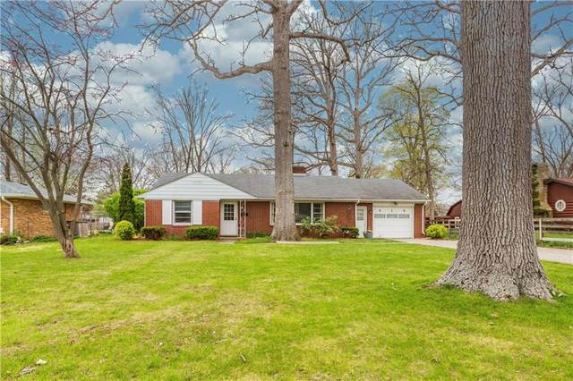 419 Ellenhurst Drive, Anderson, IN 46012 (MLS #21777146) :: Anthony Robinson & AMR Real Estate Group LLC
