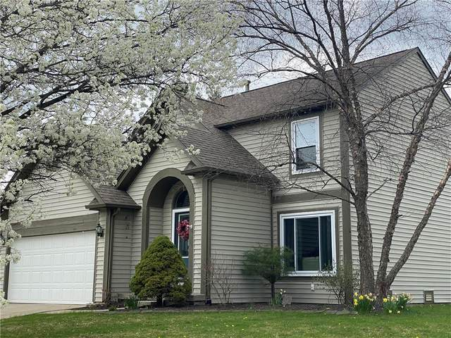 14825 Saddlehorn Court, Carmel, IN 46033 (MLS #21777155) :: Mike Price Realty Team - RE/MAX Centerstone