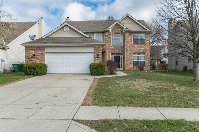 9024 Max Court, Fishers, IN 46037 (MLS #21777157) :: RE/MAX Legacy