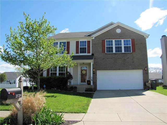2729 Foxbriar Place, Indianapolis, IN 46203 (MLS #21777168) :: Anthony Robinson & AMR Real Estate Group LLC