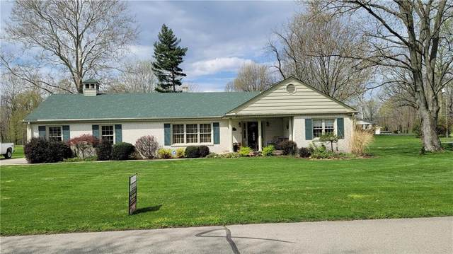 690 Old Orchard Road, Shelbyville, IN 46176 (MLS #21777172) :: Mike Price Realty Team - RE/MAX Centerstone