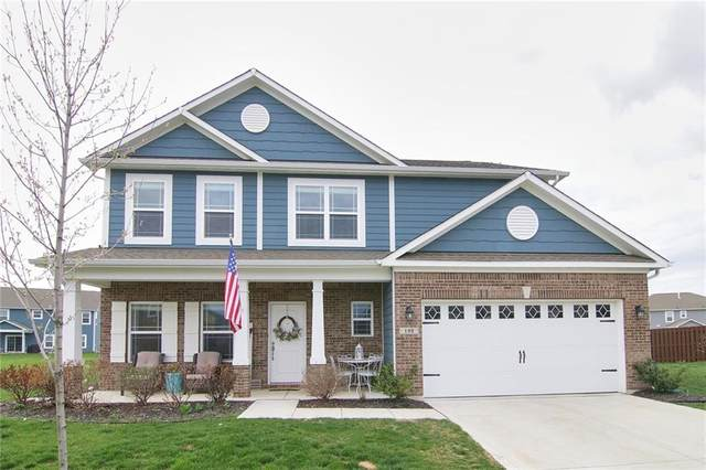 122 Caplinger Place, Greenwood, IN 46143 (MLS #21777176) :: Mike Price Realty Team - RE/MAX Centerstone
