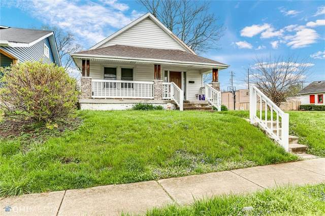 1015 N Tremont Street, Indianapolis, IN 46222 (MLS #21777180) :: Heard Real Estate Team | eXp Realty, LLC