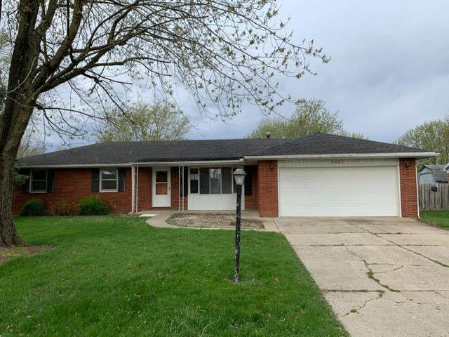 3001 N Timber Lane, Muncie, IN 47304 (MLS #21777182) :: The Indy Property Source