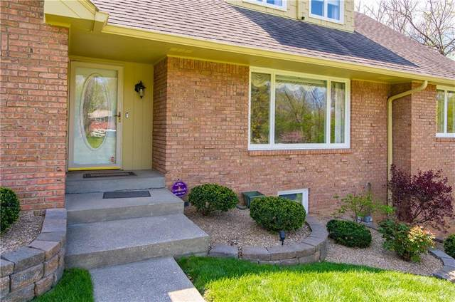 3725 Cheviot Place, Indianapolis, IN 46205 (MLS #21777195) :: The ORR Home Selling Team