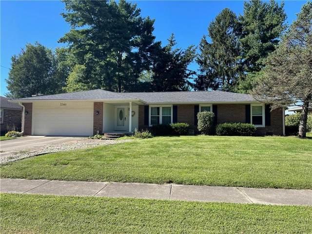 3340 Flintwood Drive, Columbus, IN 47203 (MLS #21777202) :: Ferris Property Group