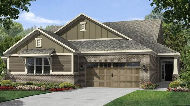 180 Moose Court, Westfield, IN 46074 (MLS #21777209) :: Richwine Elite Group