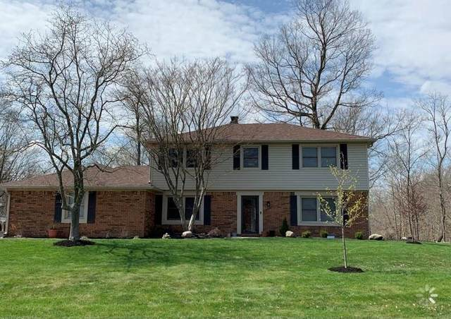 1106 Pendle Hill Avenue, Pendleton, IN 46064 (MLS #21777215) :: The Indy Property Source
