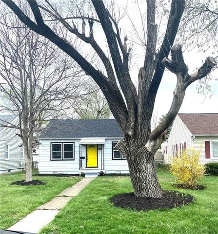213 N 7th Avenue, Beech Grove, IN 46107 (MLS #21777228) :: Anthony Robinson & AMR Real Estate Group LLC