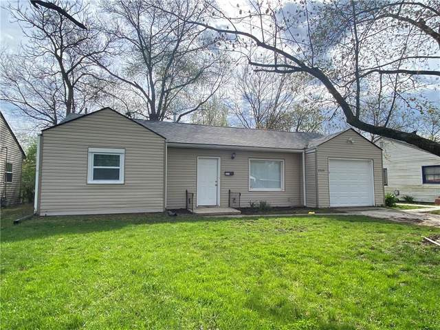 2325 N Catherwood Avenue, Indianapolis, IN 46219 (MLS #21777237) :: RE/MAX Legacy
