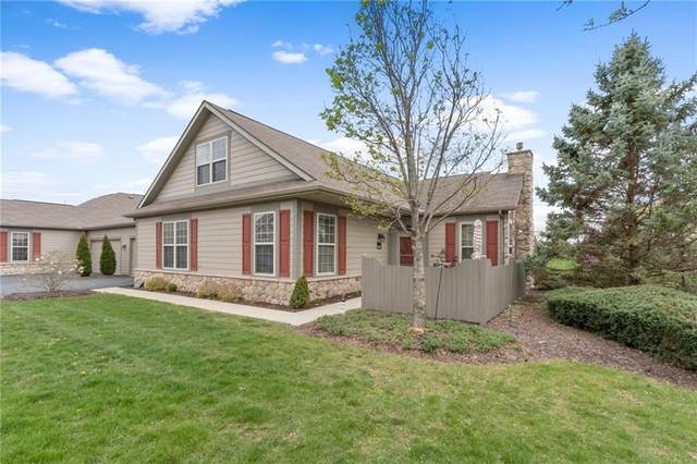 16644 Brownstone Court, Westfield, IN 46074 (MLS #21777243) :: The Indy Property Source