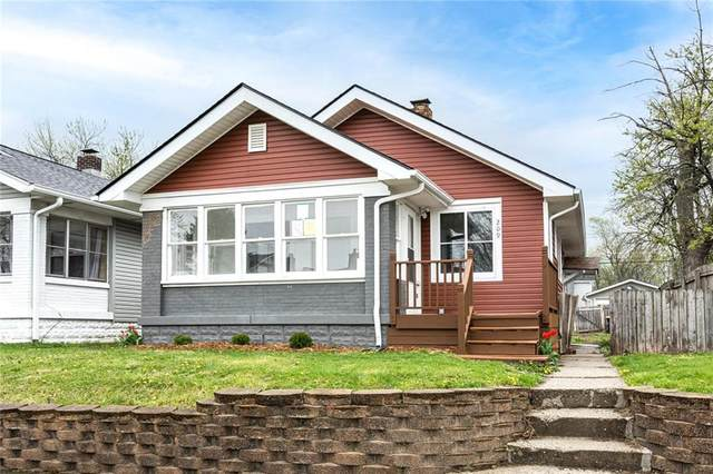 209 S 6th Avenue, Beech Grove, IN 46107 (MLS #21777245) :: Anthony Robinson & AMR Real Estate Group LLC