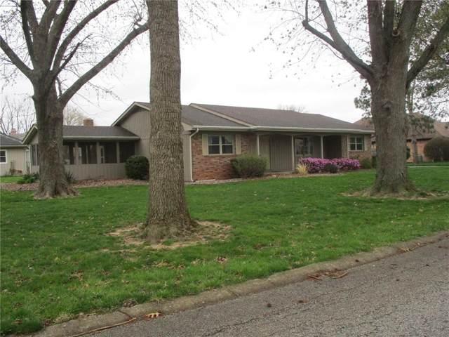 405 Greenacres Drive, Crawfordsville, IN 47933 (MLS #21777250) :: Pennington Realty Team