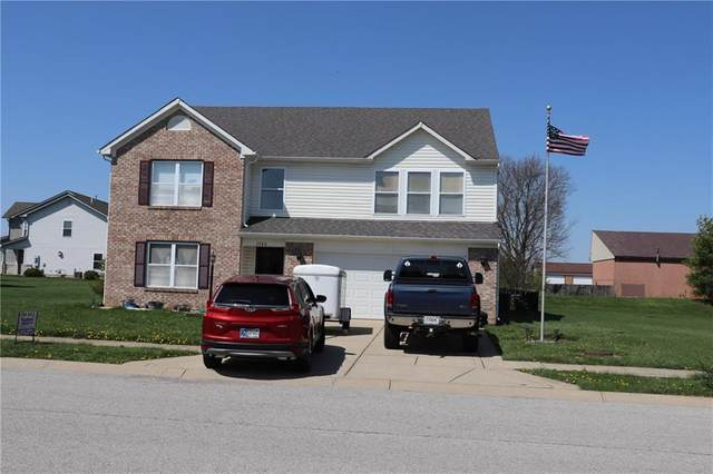 1560 Cold Spring Drive, Brownsburg, IN 46112 (MLS #21777269) :: The ORR Home Selling Team