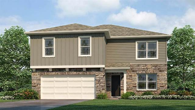 866 Sonoma Lane, Greenfield, IN 46140 (MLS #21777270) :: The ORR Home Selling Team